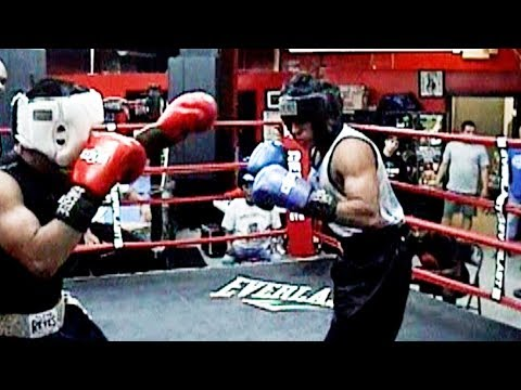 Jorge Villela /  Ken Cusicanqui : 2018 NY Boxing Tournament : 152 lb. 3 rounds