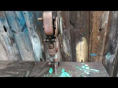 Сверлильный станочек из ручной дрели своими руками