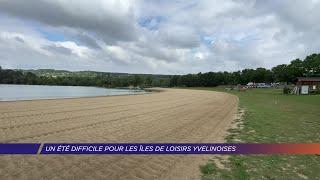 Yvelines | Un été difficile pour les îles de loisirs Yvelinoises
