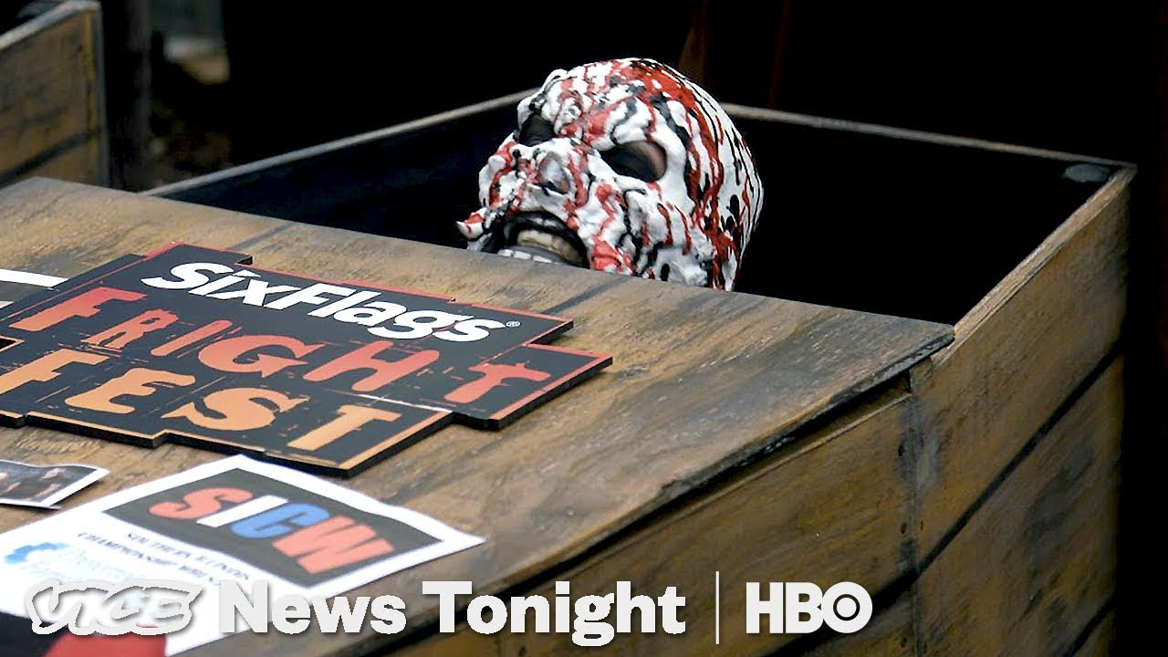 Download 30-Hour Coffin Challenge & India's Iron Man: VICE News Tonight Full Episode (HBO)