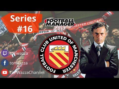 Series #16 [FC United of Manchester] - ยังคงเส้นคงวา