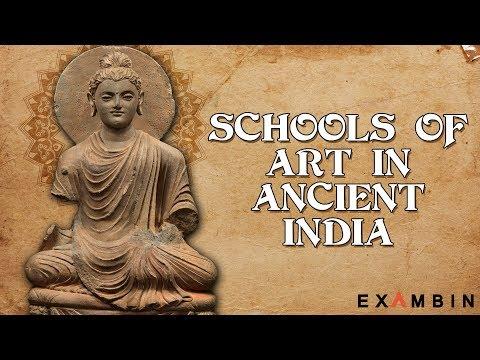 The Schools of Art in Ancient India | Art Schools in Ancient India - Gandhara, Mathura, Amaravati
