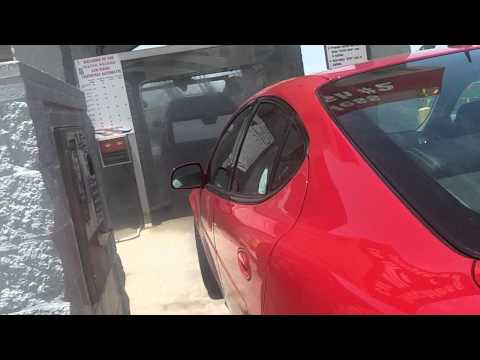 Water Wizard Car Wash at Shell Gas Station Part 1 of 2