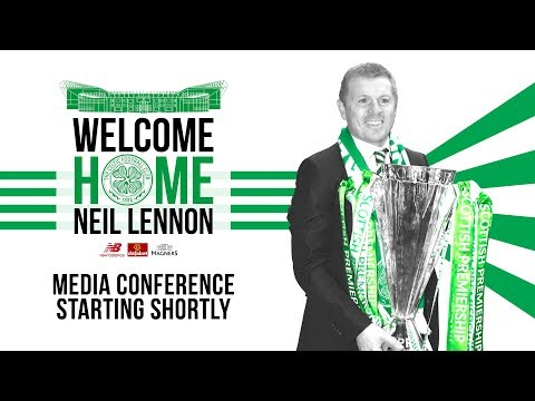LIVE from Celtic Park - Watch Neil Lennon's media conference