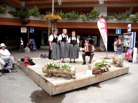 Zermatt Switserland folk music