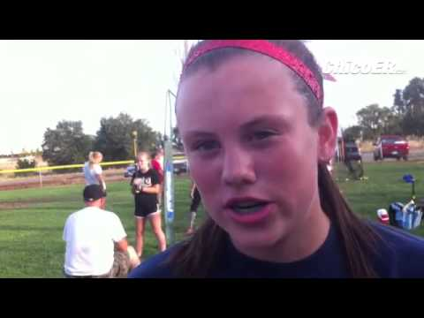 """VIDEO: Elle Smith says #Chico #Juniors needed """"to trust"""" their bats for rally vs Sutter that won tit"""