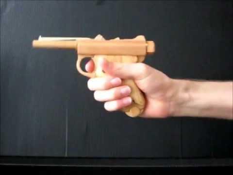 Rubber Band Gun Baby Nambu Youtube