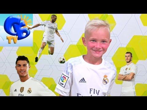 ⚽ Покупаем футбольную форму Реал Мадрид от Адидас Buy Adidas Real Madrid football uniform