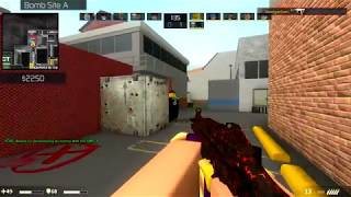 ROBLOX COUNTER BLOX UMP-45 KILL MONTAGE #1