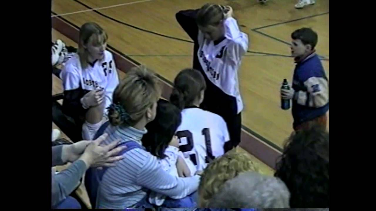 NCCS - Beekmantown JV Volleyball  2-23-98