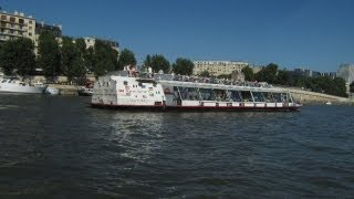 Ride on La Seine | France | Paris | Europe | Favourite Destinations | Places to Visit