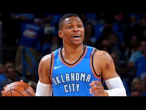 Download Youtube: Russell Westbrook TRIPLE DOUBLE! Carmelo Anthony GOES OFF ON Knicks! Knicks vs OKC Thunder