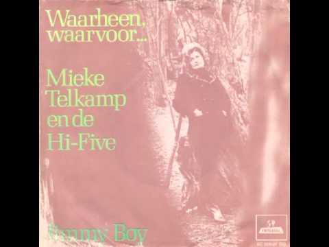 Mieke Telkamp en de Hi-Five Waarheen, Waarvoor (Amazing Grace)