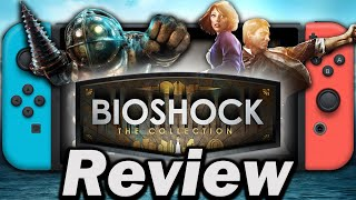 BioShock: The Collection Nintendo Switch Review (Video Game Video Review)