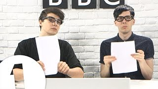 SLEFIE-STICK GBH - Dan & Phil's Internet News