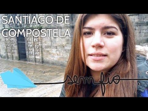 SANTIAGO DE COMPOSTELA - O centro histórico | Sem Fio.tv