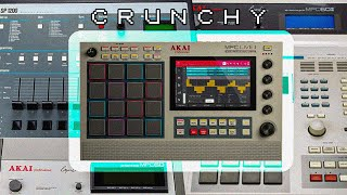 How GRITTY Can The Akai MPC Live 2 Get???