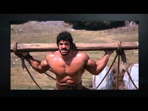 Lou Ferrigno   The incredible man