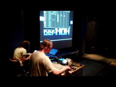 Goto 80, Live Tracker and Live C64 Art