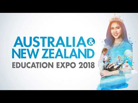 Australia & New Zealand Education Expo 2018