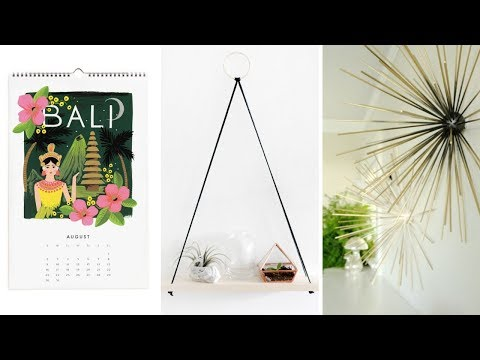 10 DIY Home and Wall décor for Small Space ideas