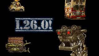 Metal Slug Defense: New Update 1.26.0! New Units!
