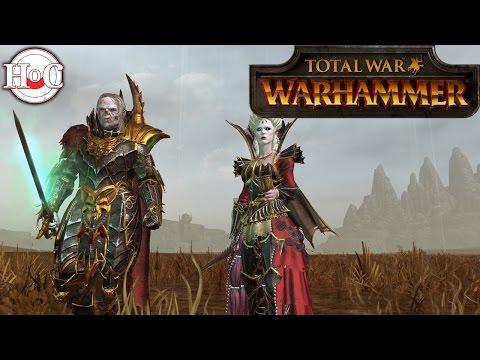 Scenario Battles  - Total War Warhammer Online Battle 248