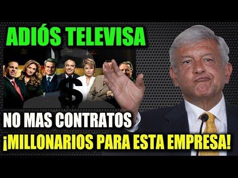 LÓPEZ OBRADOR MANDA VOLAR A TELEVISA ¡NO MÁS DINERO AL CHAYO! - CAMPECHANEANDO