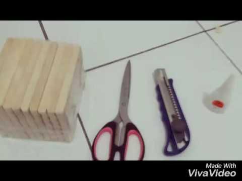 Pembuatan Miniatur Kapal - SMPI Raudhatul Jannah VIIA