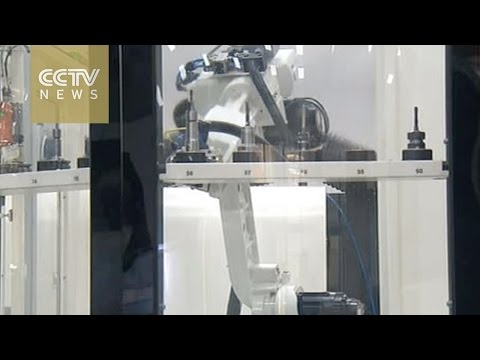 China's machinery industry experiences slower growth