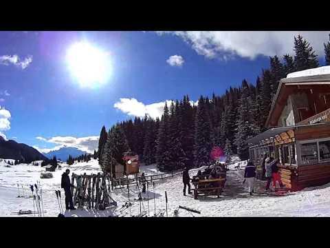Skifahren in Alta Badia