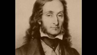 Niccolo Paganini- Caprice no. 14 Moderato