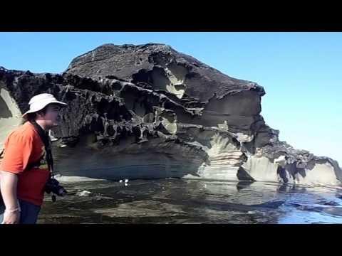 Biri Rock Formation, Biri Island, Northern Samar