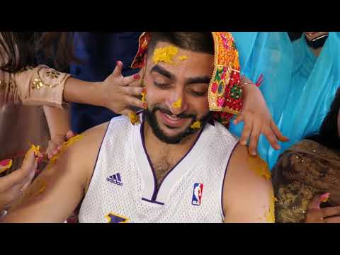 Hanson & Sarnjit | Next Day Edit | Cinematic Sikh Wedding Highlight | San Jose, CA