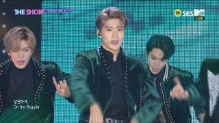NCT 127, Regular [THE SHOW 181023]