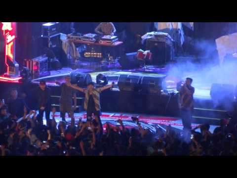 [HD] Jogja Hip Hop Foundation - Song of Sabdatama | Rep Kedhep #Soundsations 21/04/2017 [FANCAM]