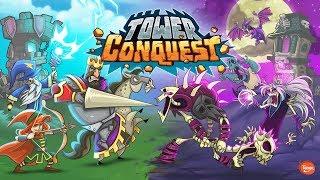 Top Game Hay - Tower Conquest CUỘC CHIẾN GIỮA LOÀI NGƯỜI VÀ QUỶ DỮ