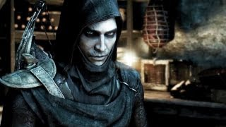 PS4 - Thief Gameplay Trailer