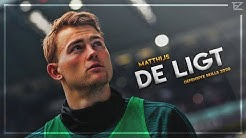 Matthijs de Ligt 2020 - Complete Defender - Crazy Tackles - HD