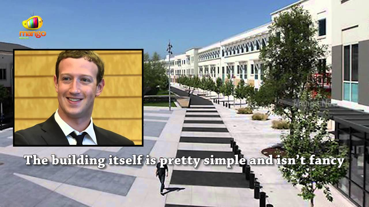 facebook new campus is unlike any office building in the world mango news menlo park