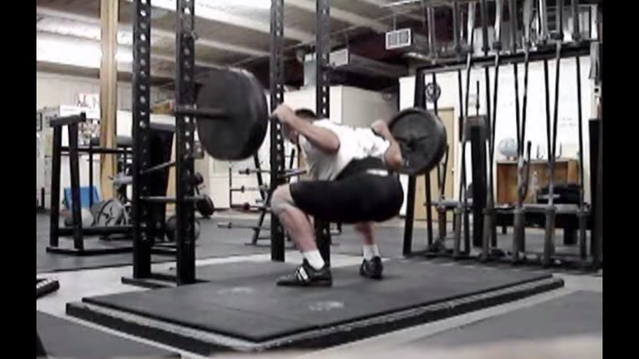Rippetoe Squats And Most Powerlifting Squats Arent Real Squats