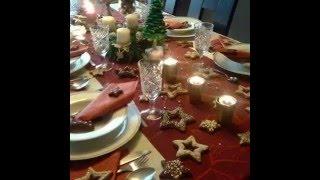 DIY dekoracja stołu, lukrowane pierniczki , ozdabiamy stół pierniczkami,