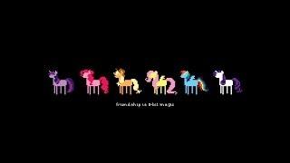 Repeat youtube video 8-Bit Pony Music Mix