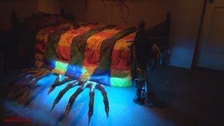 El Cucuy - The Boogeyman (Nightvision HD) Halloween Horror Nights 2013 Universal Studios Hollywood
