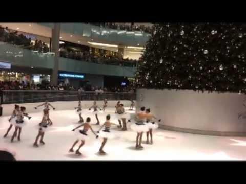 dallas tx. in the gallery mall. 12/08/12