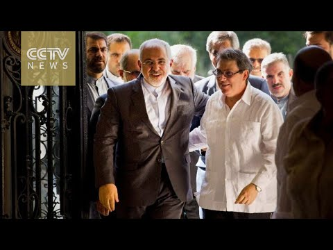 Iran foreign minister begins Latin America tour in Cuba