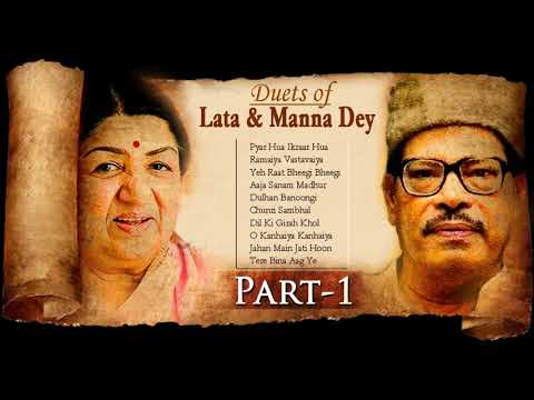 duets-of-lata-&-manna-dey- -old-classical-hits- -volume---1- -2019