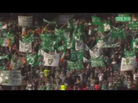 Celtic FC - Fans at Firhill