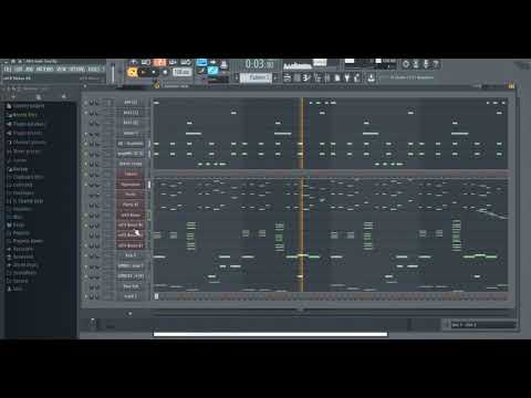 How to make Afrobeat (Tutorial) African Instrument in FL studio - prod by King's Soldier