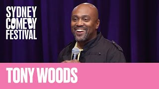 Tony Woods | Sydney Comedy Festival (2015)